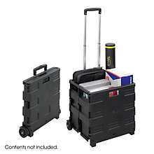 Stow-Away Mobile Crate, SAF-4054BL