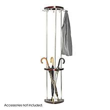 Wood Coat Rack with Umbrella Holder, SAF-4214