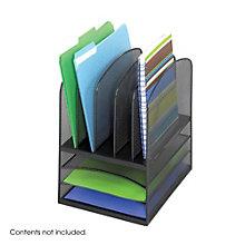 Onyx Eight Compartment Desktop Organizer, 8801483