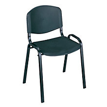 Lightweight Poly Stack Chair, 8801945