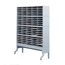 Mailroom Sorter Set with Adjustable Height Base, 8802034