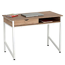 "Harrogate Laminate Top Desk with Drawer - 43.25""W, 8803256"