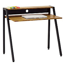 "Harrogate Veneer Top Writing Desk - 37.75""W, 8803257"
