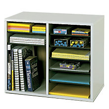 Adjustable Literature Organizer, SAF-9420