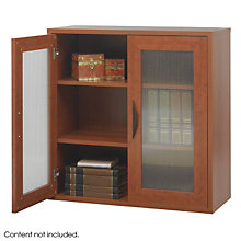"Modular 30""H Two Door Storage Cabinet, SAF-9442"