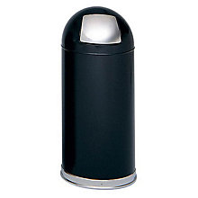 Dome Top Garbage Can, SAF-9636