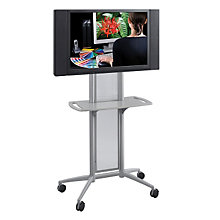 Mobile Flat Panel Monitor Stand, SAF-8926