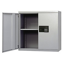 Wall Cabinet with Keyless Electronic Lock, SAN-KDEW3012