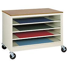 Mobile Paper Storage Cabinet, SAN-TP30462430