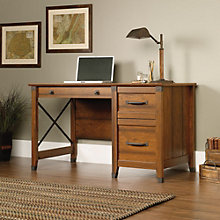 Carson Forge Compact Laptop Desk, SAU-10389