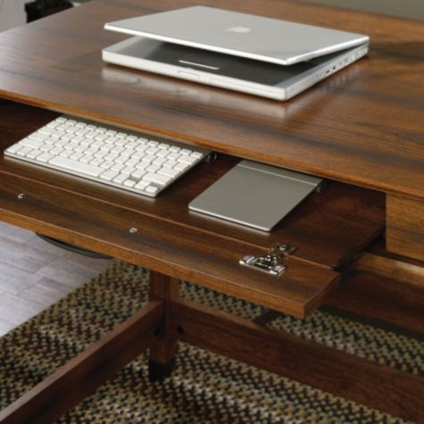 Carson Forge Compact Writing Desk Sau 10393