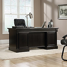 "Avenue Eight Double Pedestal Desk - 65"" x 29"", 8803062"