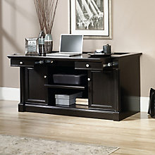 """Avenue Eight Credenza with Pull-Out Worksurface - 62""""W x 22""""D, 8803064"""