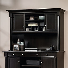 "Avenue Eight Hutch with Two Doors and Shelving - 63""W x 45""H, 8803065"