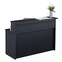 "Via Reception Desk - 60""W x 24""D, 8803881"