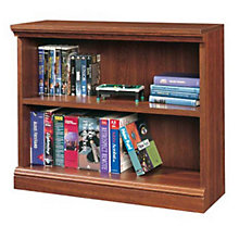 Camden County Two Shelf Bookcase, SAU-1782