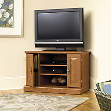 Orchard Hills Small Corner TV Stand, SAU-401486