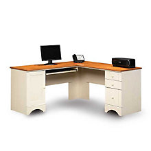 Harbor View Reversible L-Desk, SAU-40379