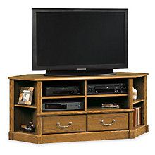 Orchard Hills Large Corner TV Stand, SAU-403818