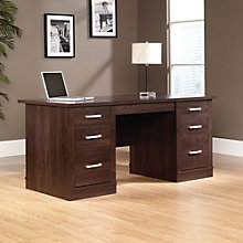 Office Port Dark Alder Executive Desk, SAU-408289