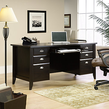 Shoal Creek Executive Desk, 408920