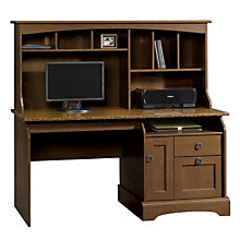 Graham Hill Computer Desk with Hutch, SAU-408951