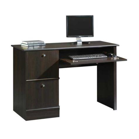 Cinnamon Cherry Computer Desk By Sauder Officefurniture Com