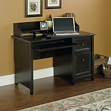 Edge Water Laptop Desk with Digital Dock, SAU-409043