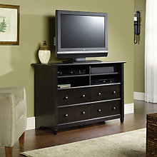 Edge Water Tall TV Stand, SAU-409242