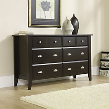 Shoal Creek Six Drawer Dresser, SAU-409937