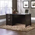 Wind Oak Bow Front Executive Desk, SAU-410851