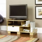Rice Finish Gaming TV Stand, SAU-410957