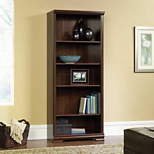Carolina Estate Five Shelf Bookcase, SAU-411897