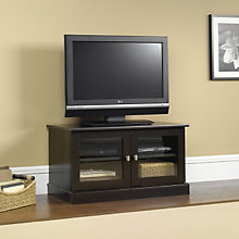 Cinnamon Cherry Compact TV Stand, SAU-412014