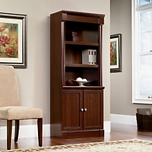 Palladia Bookcase with Doors, SAU-412019