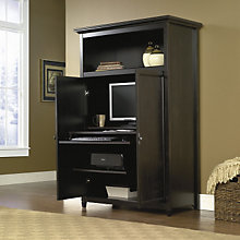 Edge Water Computer Armoire, SAU-412265