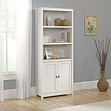 "Cottage Road Bookcase With Doors - 71.5""H, 8804388"