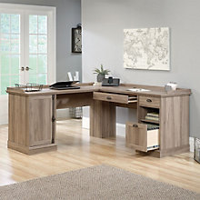 "Barrister Lane L-Shaped Desk - 69""W, 8804358"