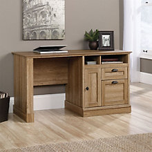 "Barrister Lane Single Pedestal Desk - 54""W, 8804361"