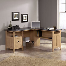 August Hill L-Shaped Desk , 8801649