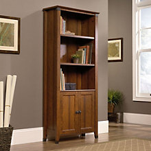 "Carson Forge Library Bookcase with Doors - 69.5""H, 8801661"