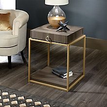 International Lux Side Table with Drawer, 8804428