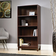 "Kendall Square Four Shelf Bookcase - 59.75""H, 8804438"