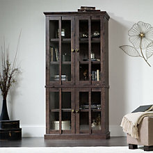 "New Grange Tall Display Cabinet - 72.25""H, 8804443"