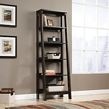 "Trestle Five Shelf Ladder Bookcase - 71""H, 8804597"