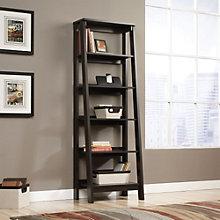 "Trestle Five Shelf Ladder Bookcase - 71""H, 8804597"