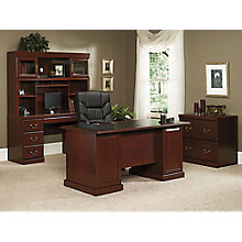 Heritage Hill Complete Executive Desk Set, SAU-11028