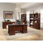 Heritage Hill Executive Desk and Library Set, SAU-11029