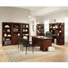 Heritage Hill Complete Executive Office with Library, SAU-11030