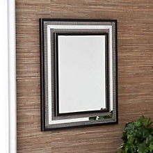 "Franklin Decorative Hanging Wall Mirror - 30""H x 25""W, 8802739"